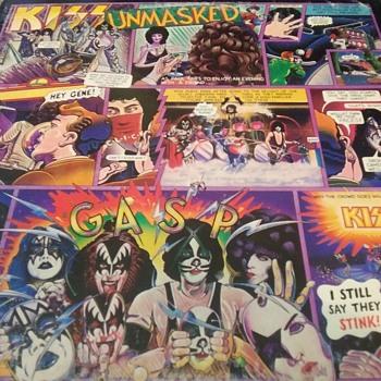 KISS - Music Memorabilia