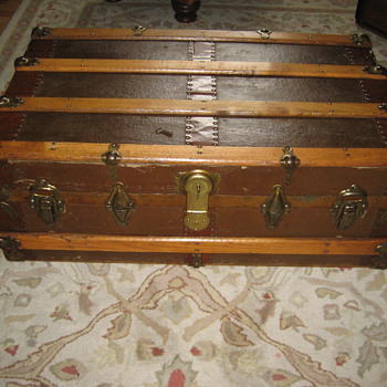 One of My Steamer Trunks - Furniture