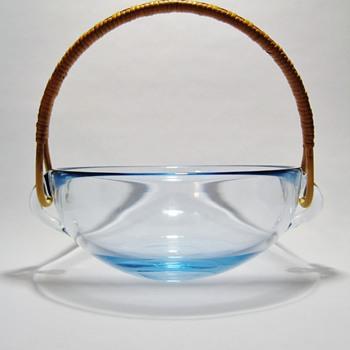 PER LUTKEN FOR HOLMEGAARD-DENMARK  - Art Glass