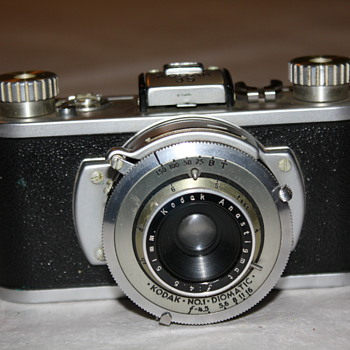 Kodak 35 Diomatic Camera