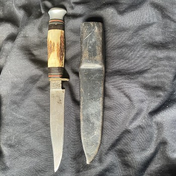 William Rodgers bone handle knife  - Tools and Hardware
