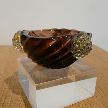 MURANO SALT DISH - Art Glass