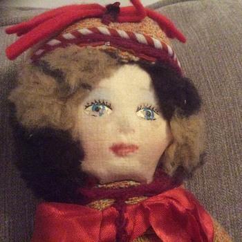 Cossack doll ?