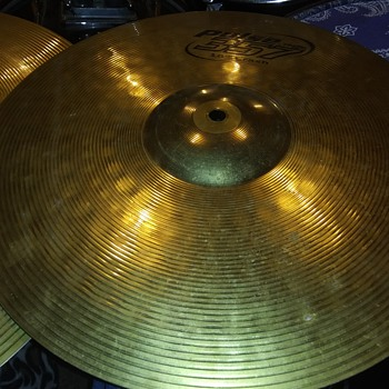 Paiste...It Is What I Play.... - Musical Instruments