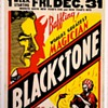 "Original 1943 ""Blackstone"" Offset Lithograph Poster"