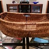 Cree Indian basket from Canada