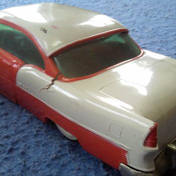 1955 Chevrolet Bel Air V8... promo car