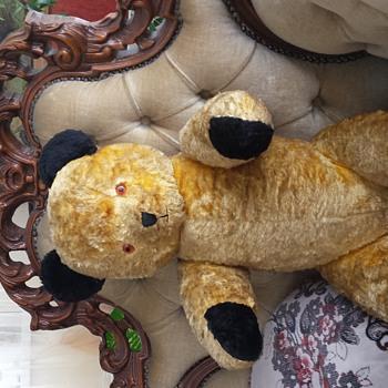 Teddy bear, Van gelden 1930 holland. dovsigis@gmail.com