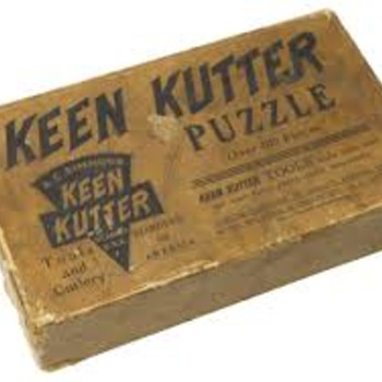 Keen Kutter Puzzle