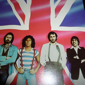 THE WHO   - Records