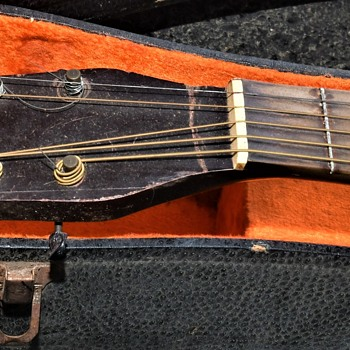 Guitar ID? - Guitars