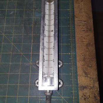"old ""manometer"" pressure gauge - Tools and Hardware"