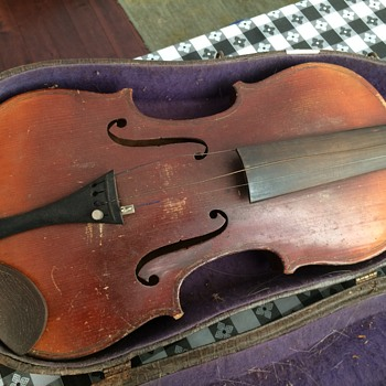 Early 1900's Violin Find - Musical Instruments