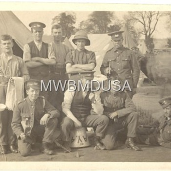 Unidentified military photo help