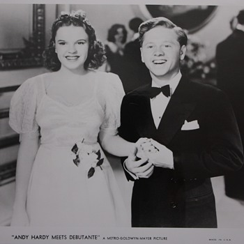 """Andy Hardy Meets Debutante"" Still"