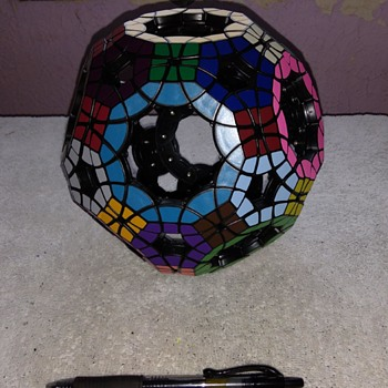 VeryPuzzle Void Truncated Icosidodecahedron (VTI) - Toys