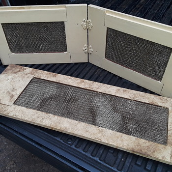What the heck are these 'grille' things?? - Tools and Hardware