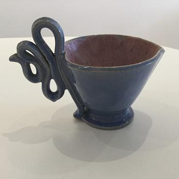 DYSON STUDIOS JUG - Pottery