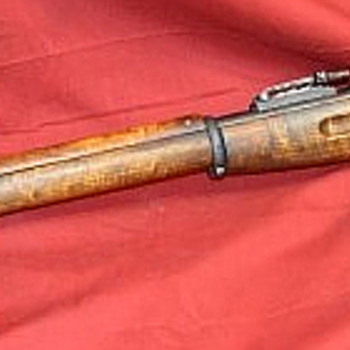 Finnish M24 Mosin rifle - Military and Wartime