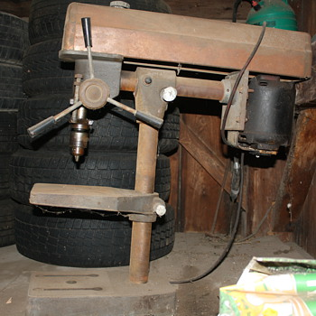 Old Electric Leather Press? - Tools and Hardware