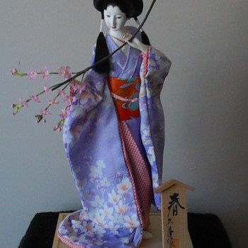 Haru-no-mai - Dolls