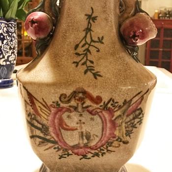 Help identifying vase  - Pottery