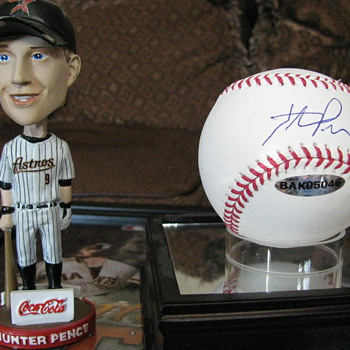 Hunter Pence -- My favorite Items of my Favorite Player - Baseball