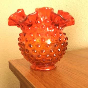 Fenton glass - Glassware