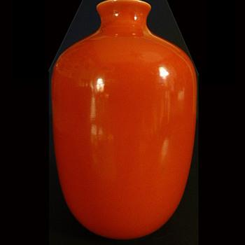 Vase made my Middle Kingdom Porcelain of Manassas Park, VA - Pottery