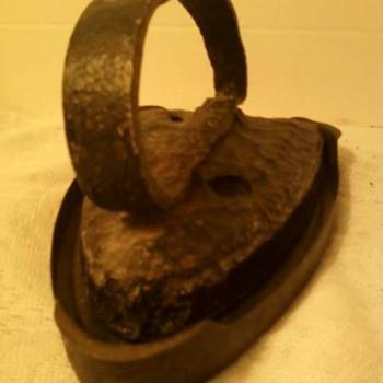 Old Cast Iron! - Kitchen