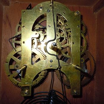 Regulator Wall Clock - Clocks