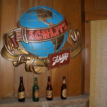 SCHLITZ - Breweriana