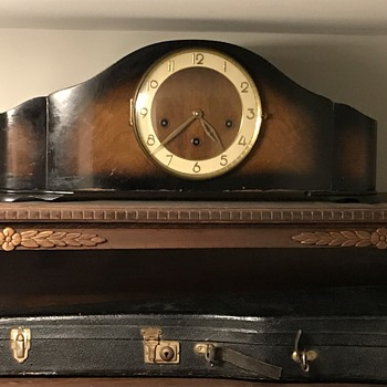 Jauch Mantle Clock - Clocks