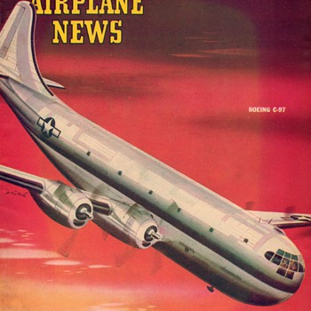 "1945 - ""Model Airplane News"" Magazine (April)"