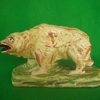 rare fat thorne bear