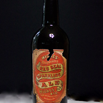 C. 1875 Red Seal Ale - Bottles