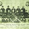 "Oakville Hockey teams ""Original photo 1921-1922"""