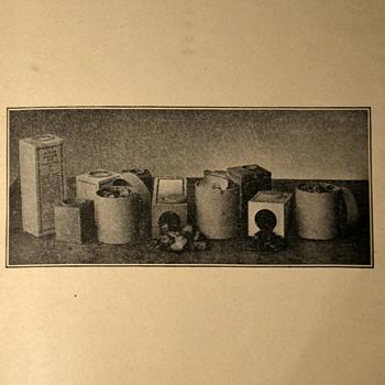 American Farm Bureau brochure about drying fruit - 1918