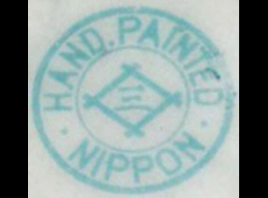 Hand Painted Nippon Vase | Collectors Weekly