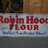 Robin Hood Flour Sign