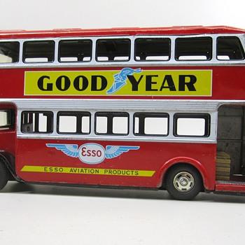 Double Decker Bus - Model Cars
