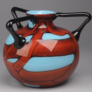 Kralik 3-Handle - Type 1 - Art Glass