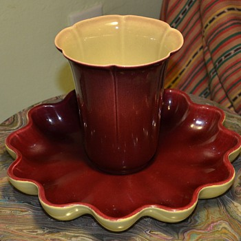 Oxblood Catalina and Batchelder Pottery - Pottery