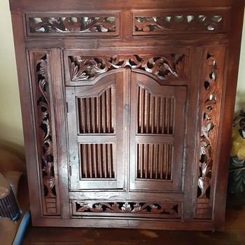 Anyone know what this piece is?  - Furniture