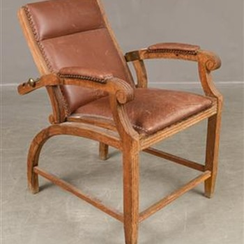 Scandinavian Arts and Crafts Chair