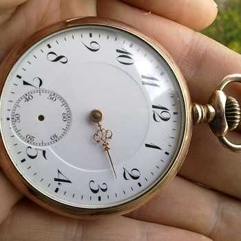 Junghans pocket watch - Pocket Watches