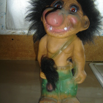 Ugly Ugly Troll #2 - Dolls
