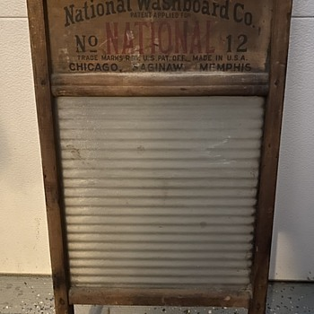 National Washboard No. 12 - Tools and Hardware