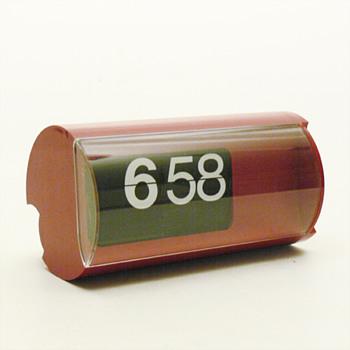 CIFRA 3 flap clock, Gino Valle (Solari, 1966) - Clocks