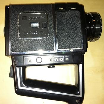 GAF SS 250 XL Super-8 Camera - Cameras